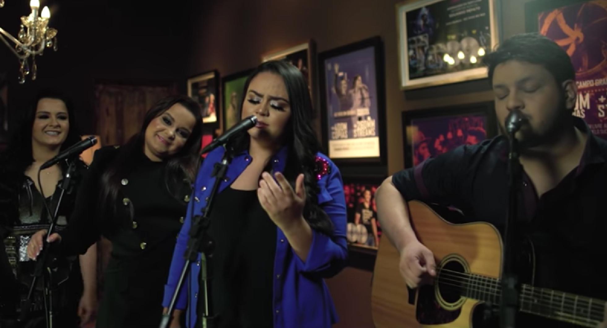 Luiza & Maurílio lançam música com participação de Maiara & Maraisa | Foto: Reprodução / Youtube